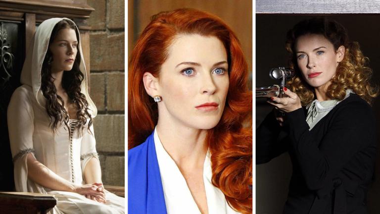 Bridget Regan in Legend of the Seeker, Jane the Virgin, and Agent Carter