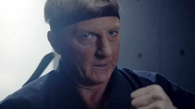 Cobra Kai Season 4; William Zabka as Johnny Lawrence.