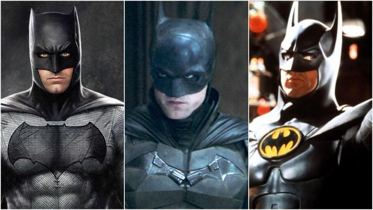 DC FanDome Batman