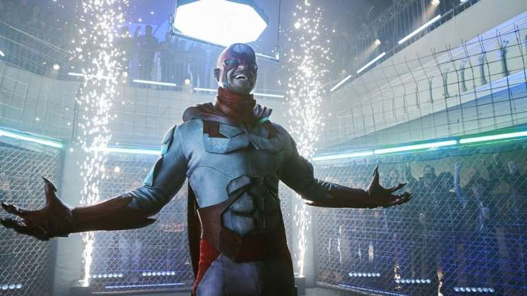 Alan Ritchson as Hank Hall/Hawk in DC's Titans
