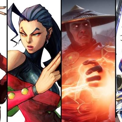 Ash Crimson, Rose, Raiden, Cassandra