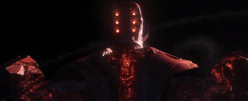 Marvel's Eternals: Arishem the Judge, one of the Celestials