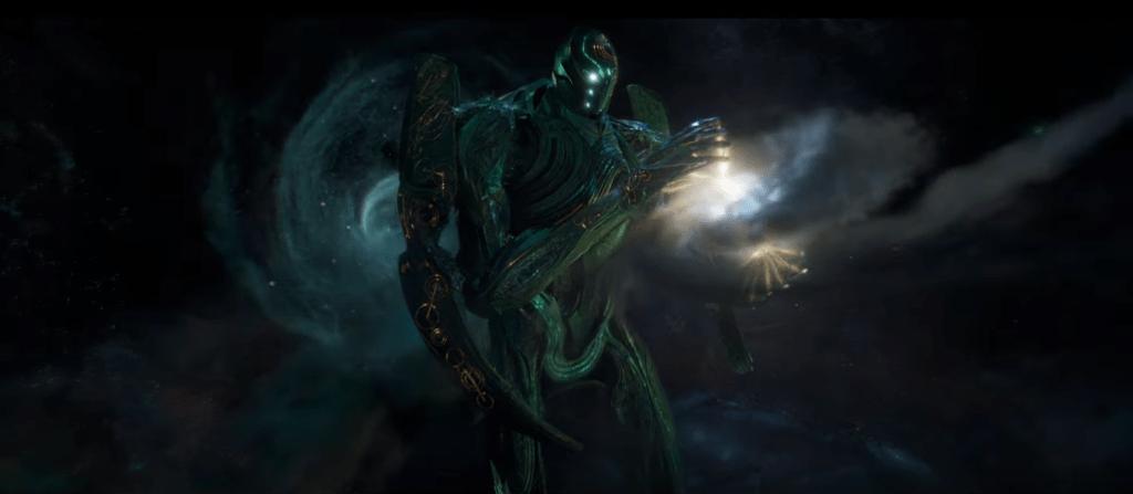 Nezarr the Calculator, a celestial in Marvel's Eternals movie
