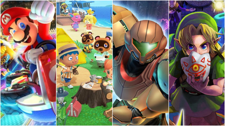 Best Nintendo Franchises Ever