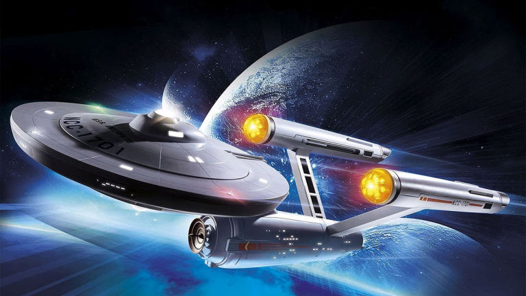 Playmobil Star Trek U.S.S. Enterprise.