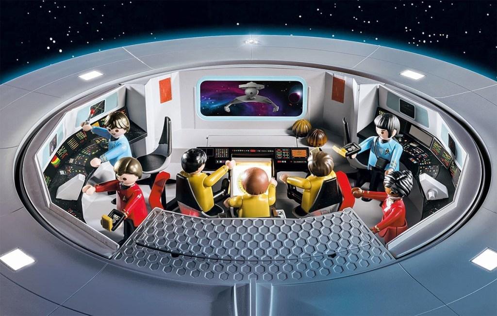 Playmobil Star Trek U.S.S. Compañía.