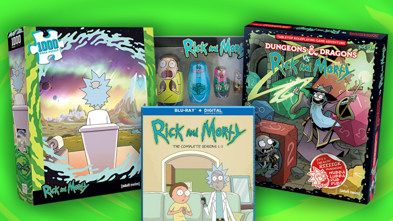 Rick and Morty giveaway