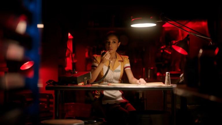 Erinn Westbrook as Tabitha Tate