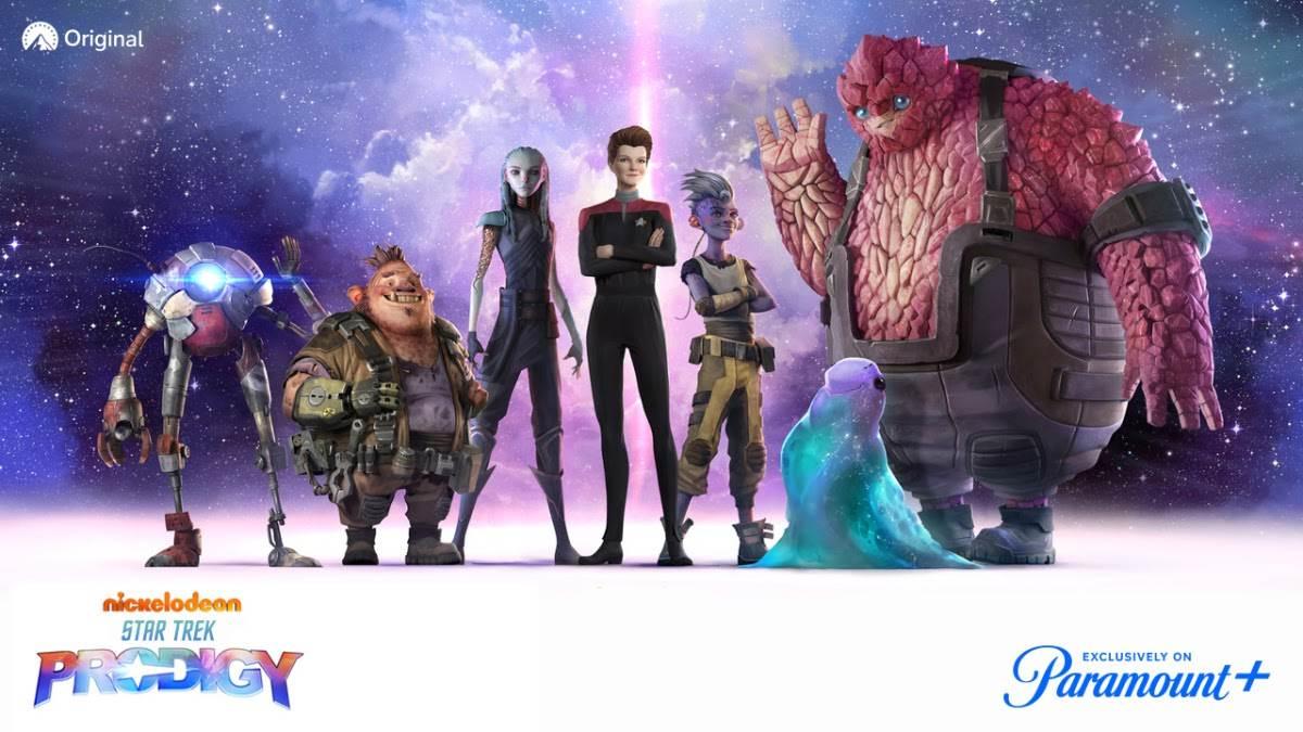 Star Trek: Prodigy Trailer Reveals First Footage Of