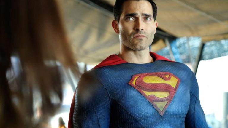 """Tyler Hoechlin in Superman & Lois episode 14 """"The Eradicator"""""""