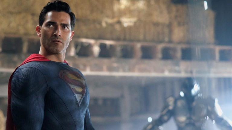 "Tyler Hoechlin in Superman & Lois episode 15 ""Last Sons of Krypton"""