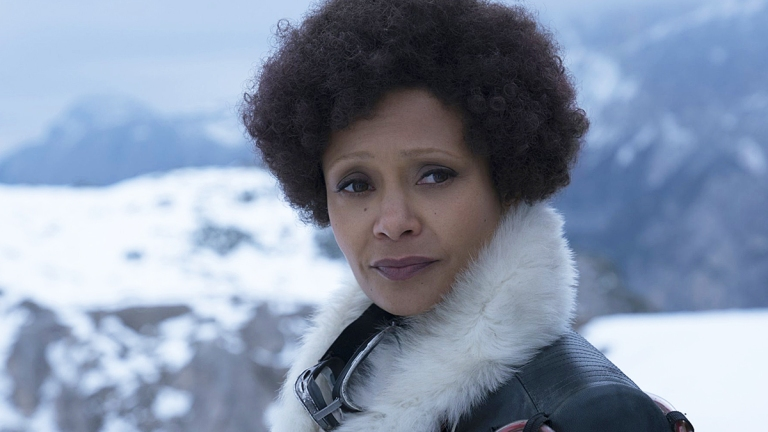 Thandiwe Newton in Solo: A Star Wars Story.