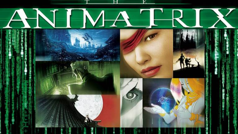 Characters from the animated short film collection The Animatrix