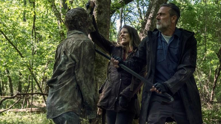The Walking Dead Season 11 Episode 1 Ending Explained: Did Maggie Die? -  Den of Geek