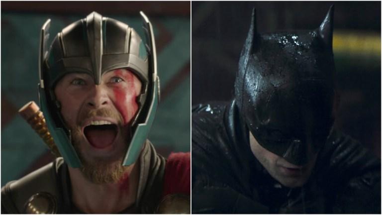 Thor vs. Batman
