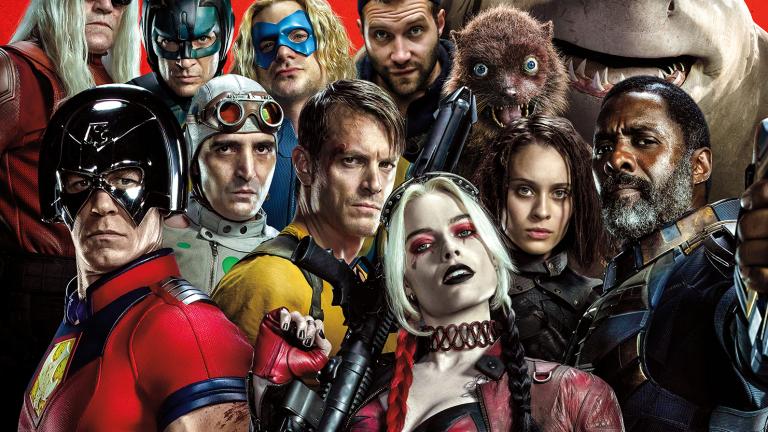 The Cast of Warner Bros. The Suicide Squad