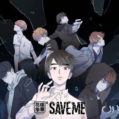 BTS' Save Me Comic on Webtoon