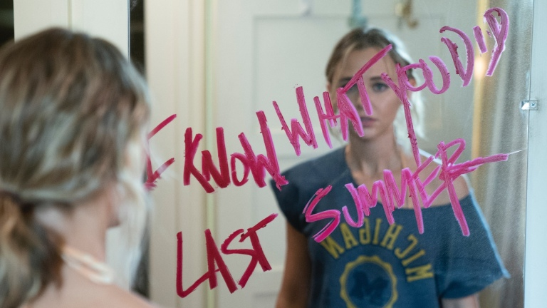 Amazon Prime New Releases October 2021 - I Know What You Did Last Summer