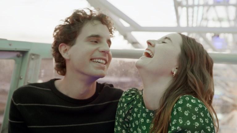 Ben Platt and Kaitlyn Dever in Dear Evan Hansen Review