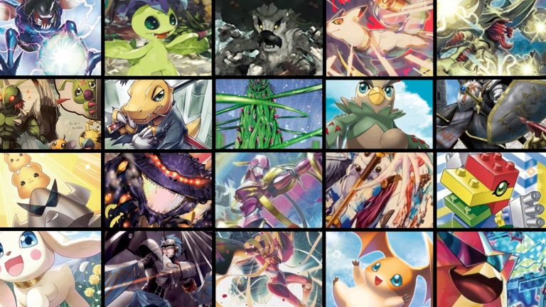 The Best Digimon TCG Decks