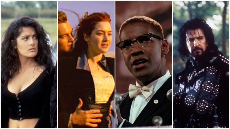 Desperado, Titanic, Malcolm X, and Robin Hood come to Netflix