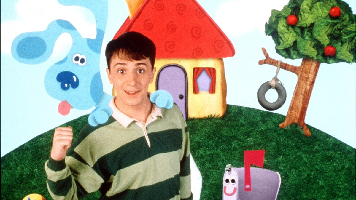 Steve from Blue's Clues Reminds Us Why Youngsters's TV Issues – Den of Geek