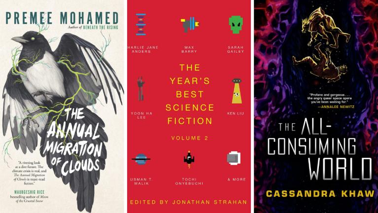Best Sci-Fi Books in September 2021