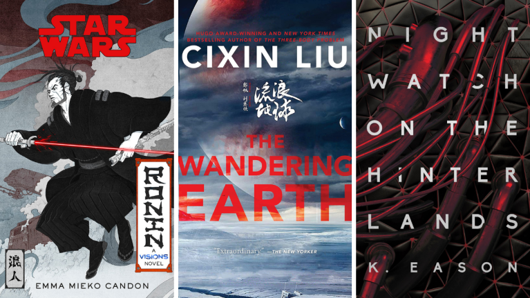 Best Science Fiction Books in October 2021