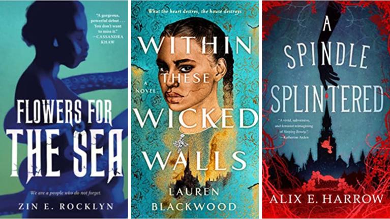 Best New Fantasy Books in October 2021