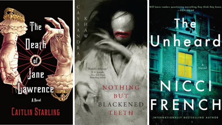 Best new horror books October 2021