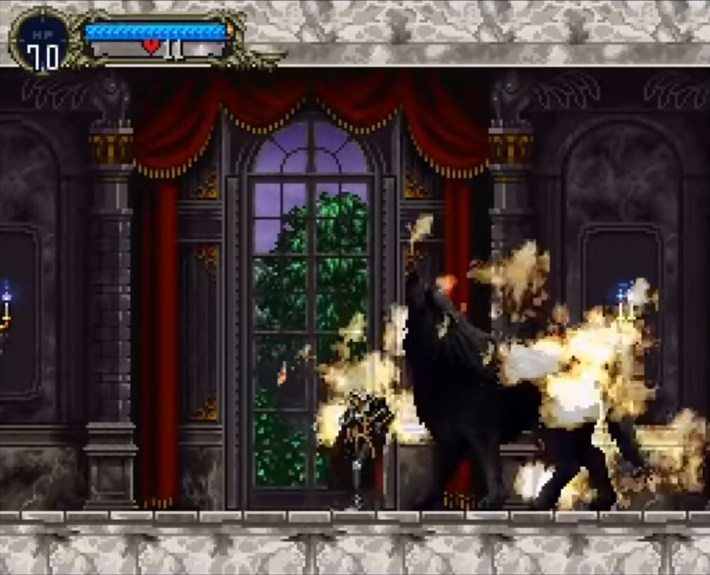 Castlevania: Symphony of the Night PS1 RPG
