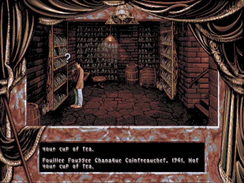 Dark Seed PC game