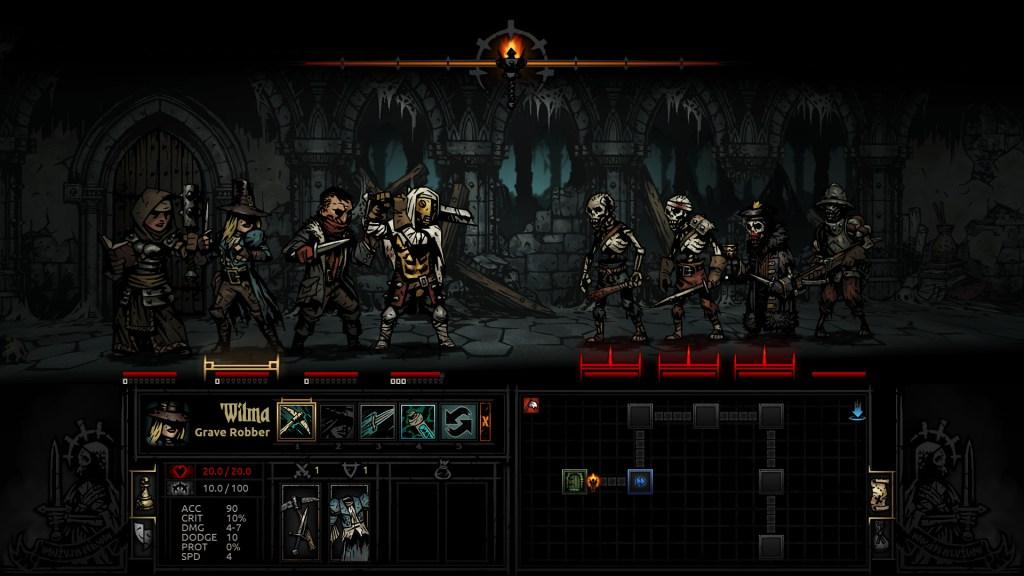 Darkest Dungeon PC game