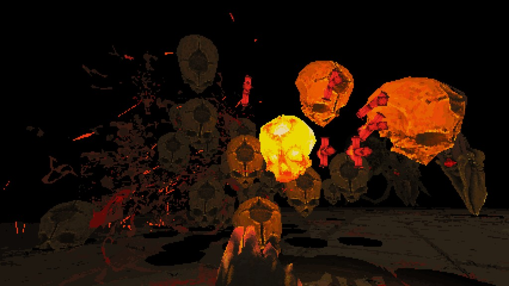 Devil Daggers PC game
