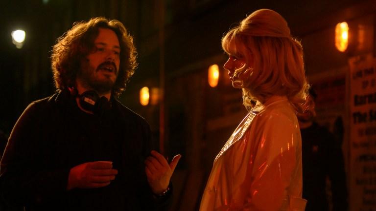 Edgar Wright and Anya Taylor-Joy on Last Night in Soho
