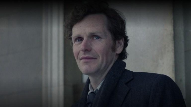 Endeavour series 8 episode 3 screengrab Shaun Evans Terminus
