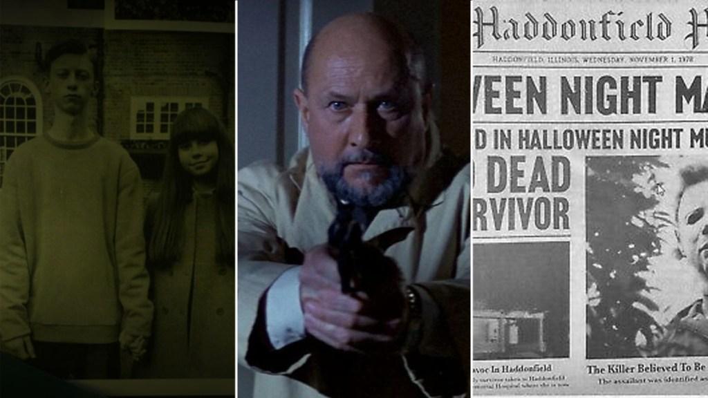 Endeavour Terminus Halloween Haddonfield Loomis Referencias