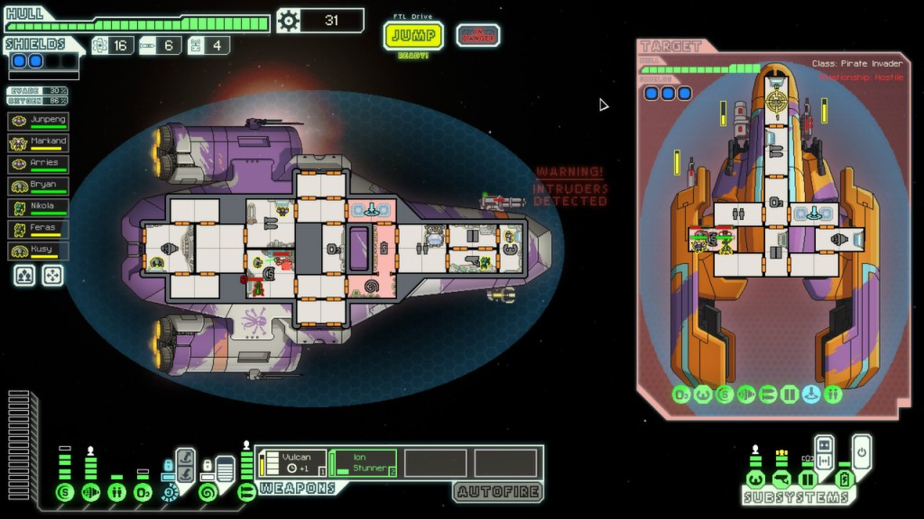 FTL PC game
