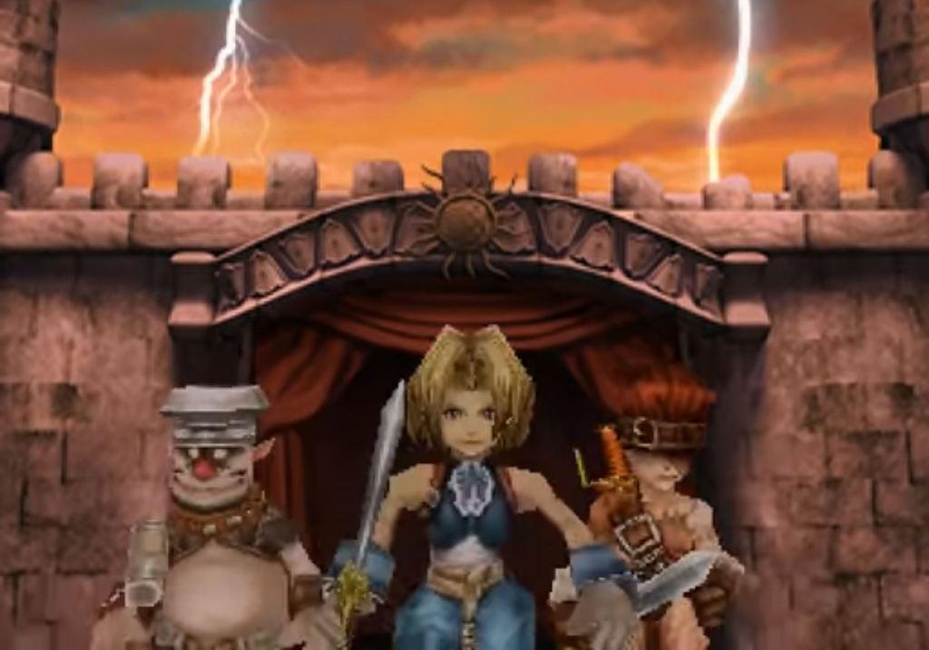 Final Fantasy IX PS1 RPG