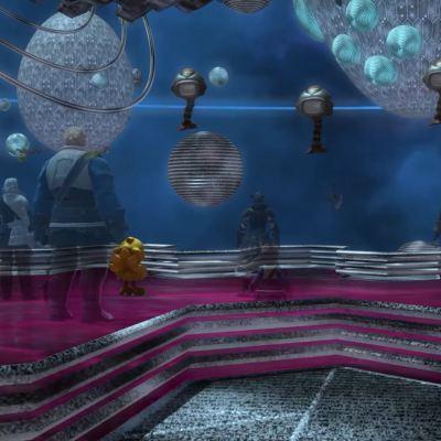 Final Fantasy Interdimensional Rift