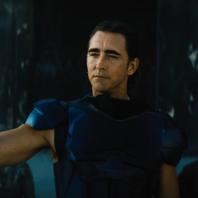 Lee Pace in Foundation on AppleTV+