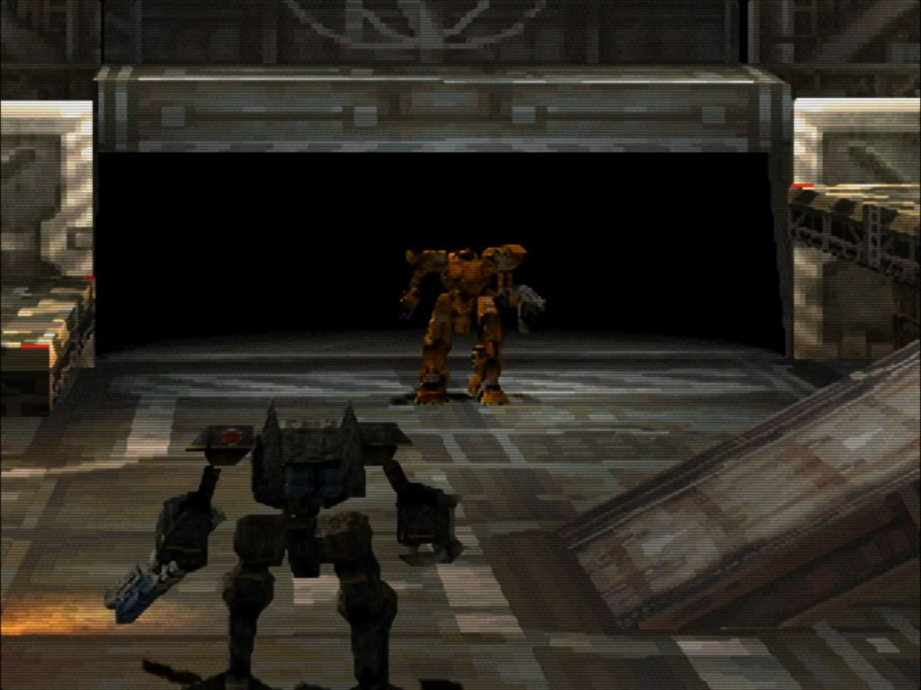 Front Mission 3 PS1 RPG