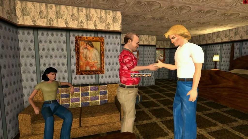 Gabriel Knight 3 PC game