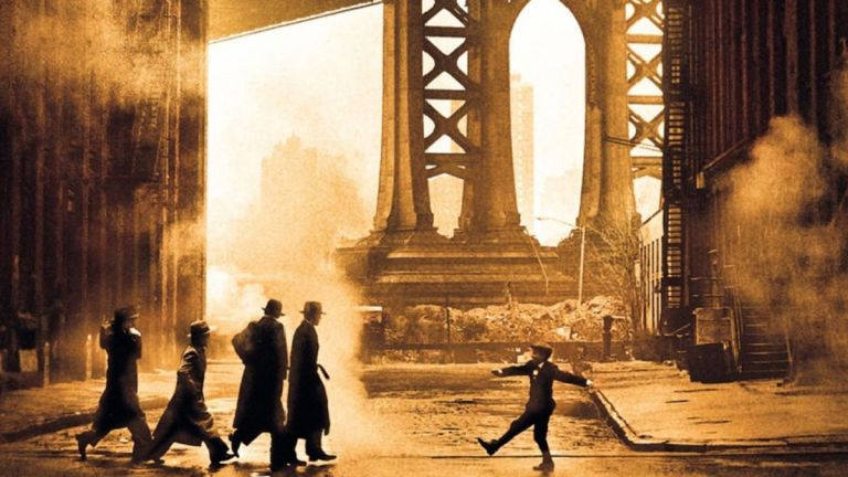 Gangsters in Once Upon a Time in America