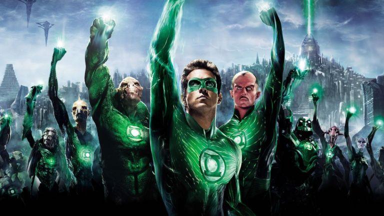 Green Lantern Corps in Green Lantern