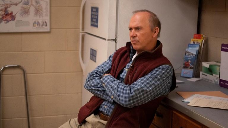 Michael Keaton in Dopesick