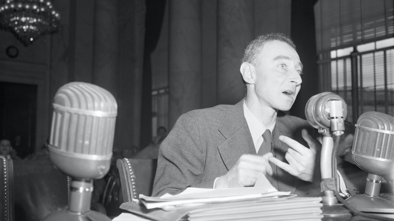 J. Robert Oppenheimer is the Next Christopher Nolan Protagonist