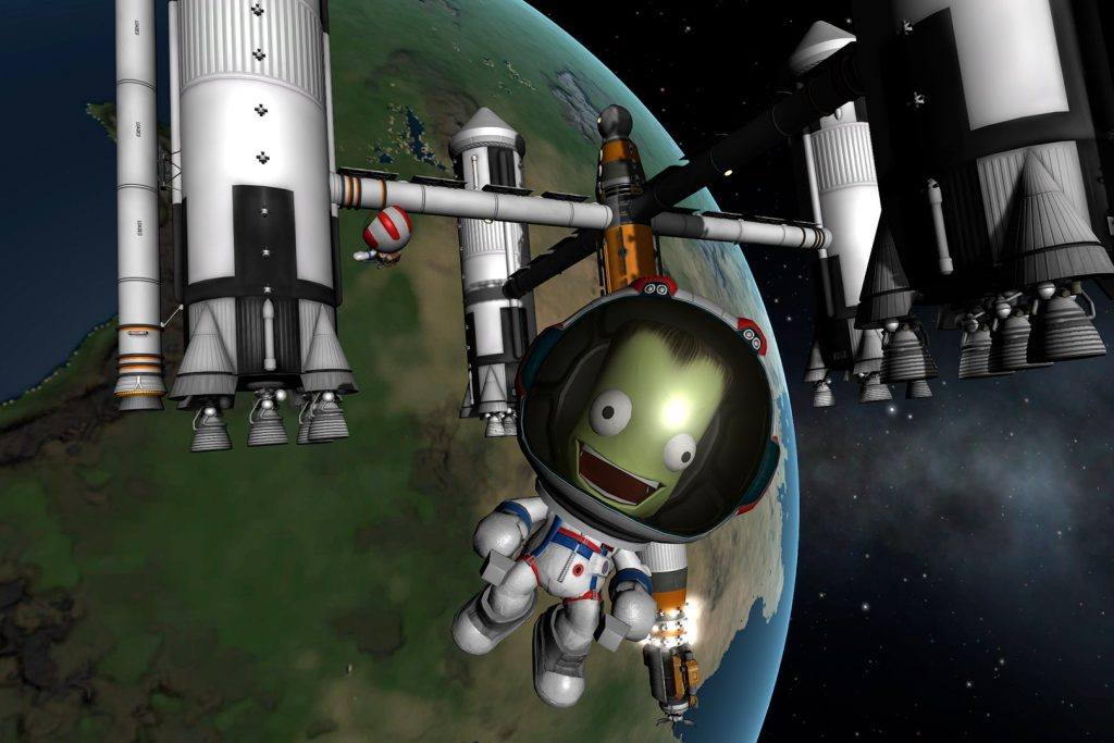 Kerbal Space Program PC game