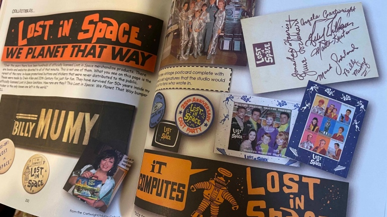 Lost in Space NCP Books