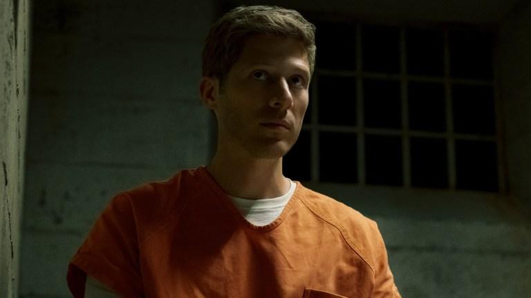 Riley Flynn (Zach Gilford) in Midnight Mass